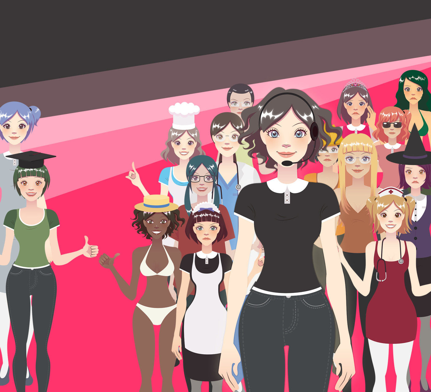 New Fashion Girl Maker Out!