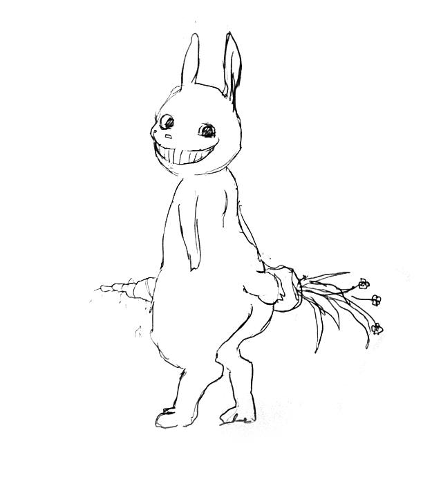 Coniglietto e carota