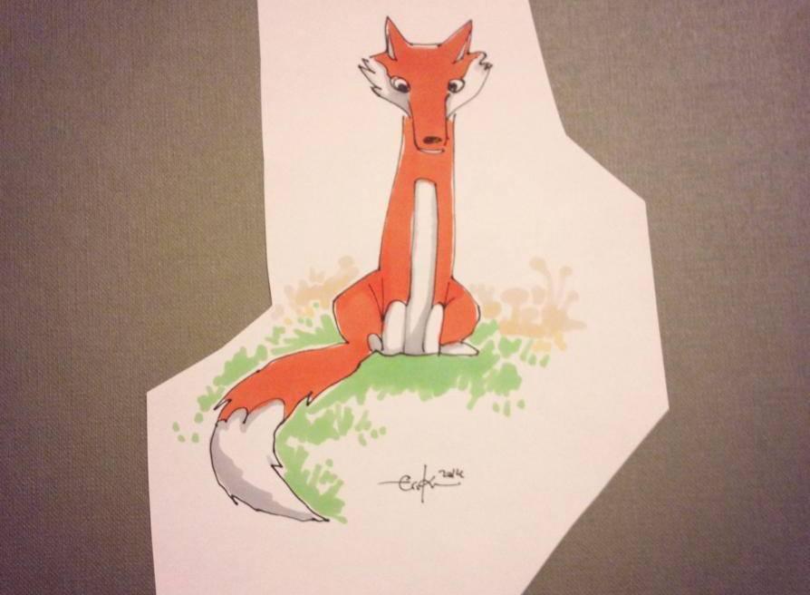 La volpe del piccolo principe